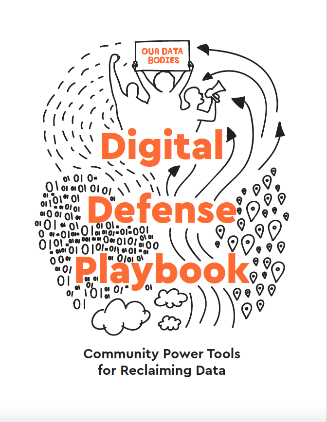 Digital Defense Playbook cover
